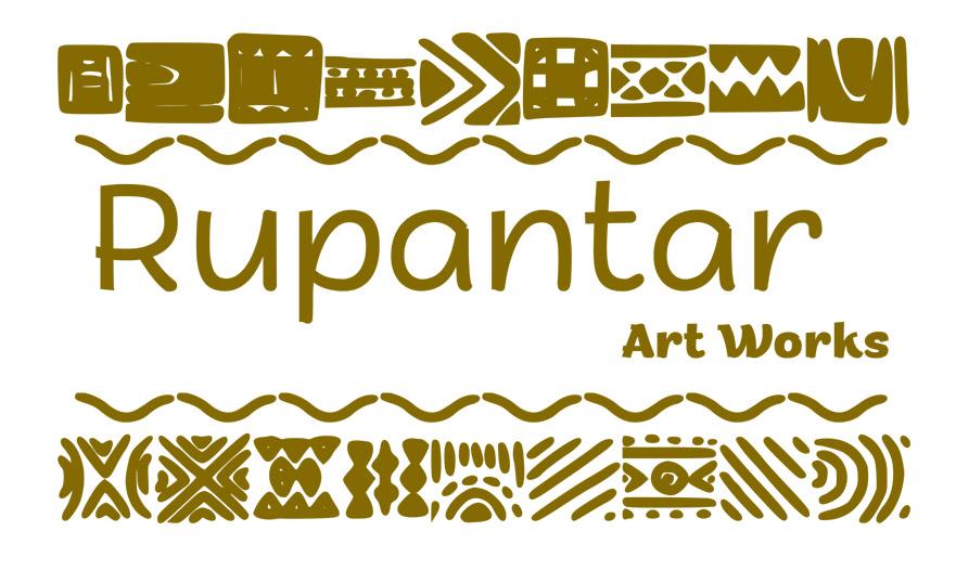 Rupantar Art Works by Partha Saha